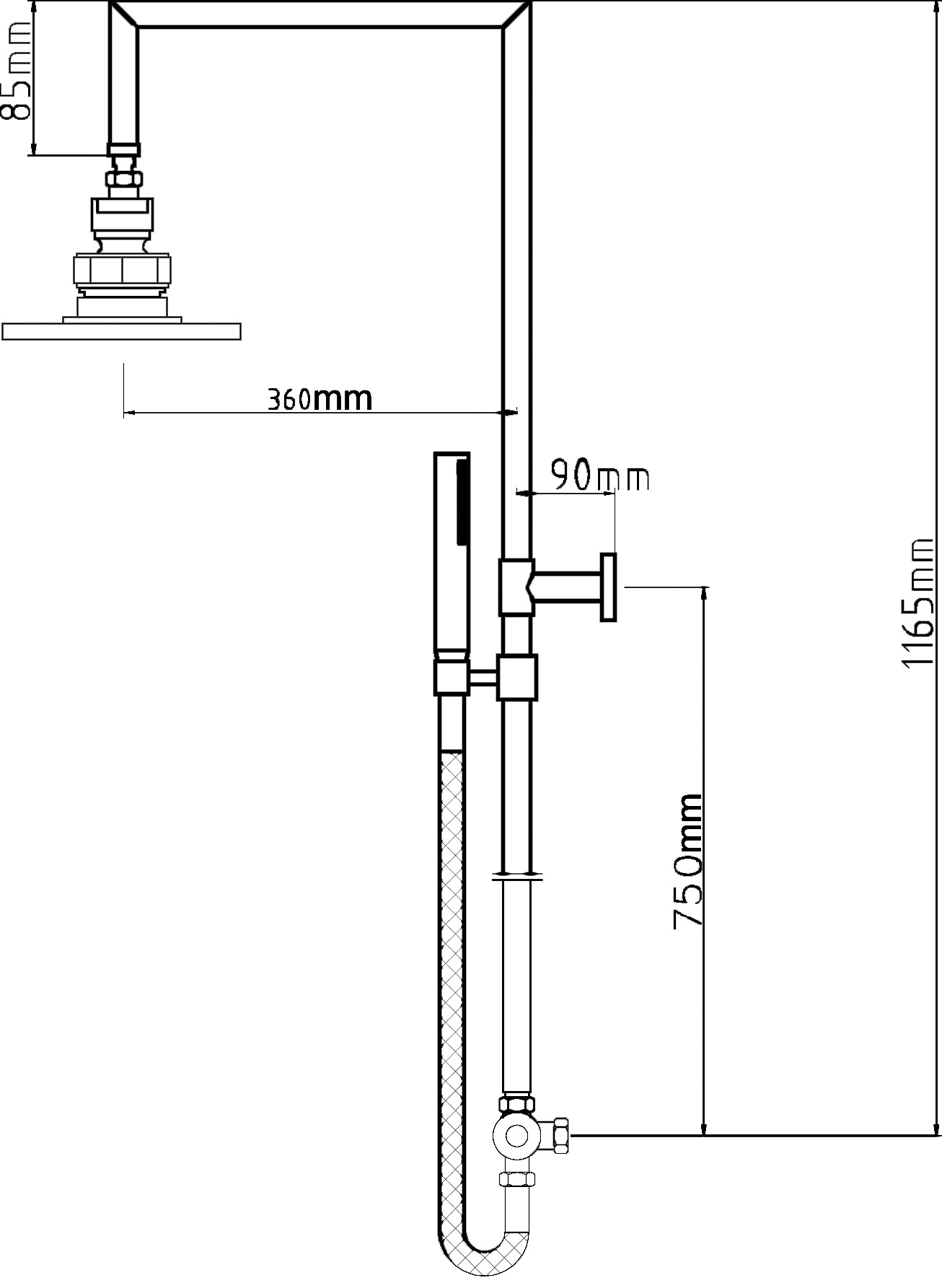 Technical Valve Shower Faucet Diagram Free Download Wiring Schematic